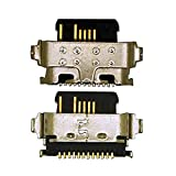 ePartSolution 2X Replacement Part for T-Mobile REVVL 4 5007 5007Z 5007W 5007U USB Charger Charging Port Dock Connector C Type USA (2pcs)