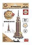 Giochi Grandi Mini Puzzle 3D in Legno Empire State Building