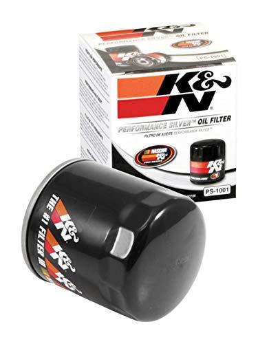 K&N PS-1001 filtro de aceite Coche