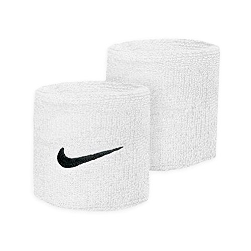 Nike Swoosh Bianco Polsini