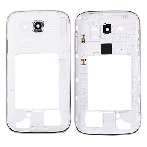 LLLi Accesorios para teléfonos móviles For Samsung Galaxy Grand Neo Plus / i9060i bisel de marco central / Panel posterior de lente de cámara de placa posterior Sustitución de hardware del teléfono mó