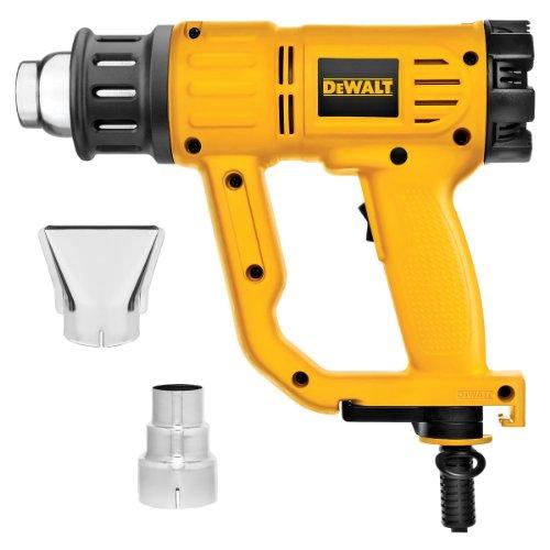 DeWalt 1800W Heat Gun with 240V Dual Air Flow