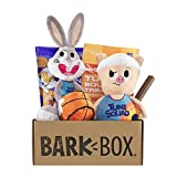 BarkBox Special Edition Space Jam 2 Box with Monthly Subscription, Dog Chew Toys, Natural Dog Treats, Dental Chews, Dog Supplies Themed Monthly Box