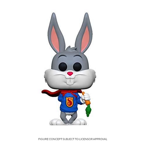 Funko- Pop Animation 80th-Super Bugs Looney Tunes Figura Coleccionable, Multicolor (49163)