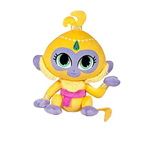 Peluche de Singe TALA de Shimmer and Shine GRAND 24cm Nickelodeon original officiel