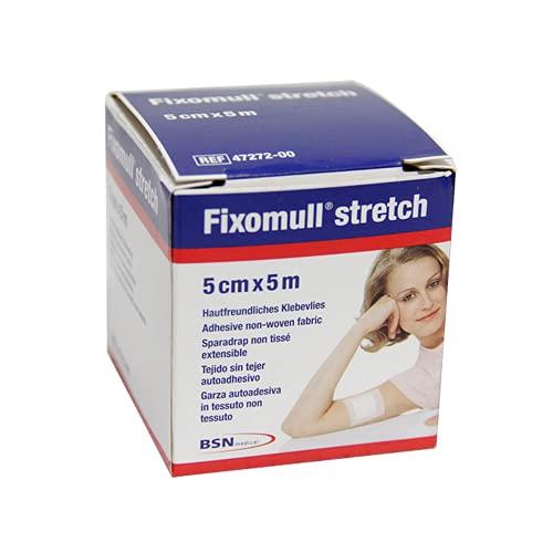 Bsn Medical Fixomull stretch, 5 m x 5 cm