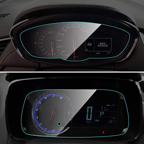 DYBANP Film de Protection d'écran de Tableau de Bord de Voiture, pour Chevrolet Trax, Accessoires de Voiture de Film de TPU Protecteur de Membrane de Tableau de Bord intérieur Automatique