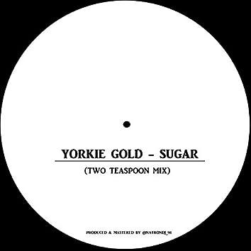 Sugar (Two Teaspoon Mix)