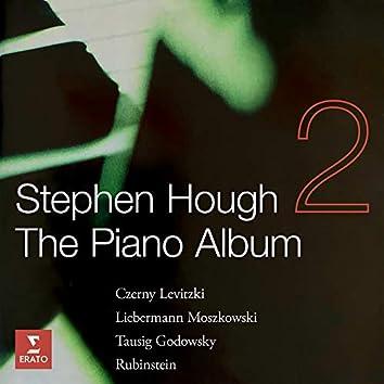 The Piano Album 2: Music by Czerny, Moszkowski, Rubinstein...