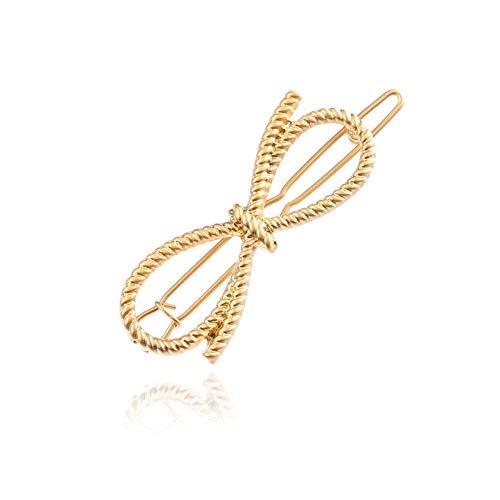 Sangni Pince à cheveux papillon fashion sauvage, c