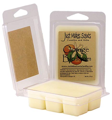 Our #5 Pick is the Just Makes Scents 2-Pack Soy Wax Melt Cubes