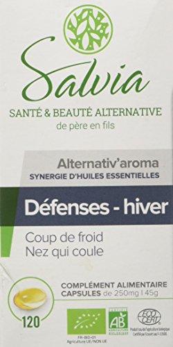Alternativ'aroma - 120 capsules