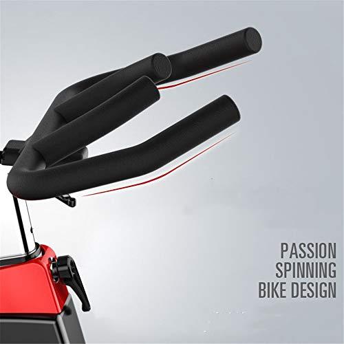 GAGP Bicicleta de Gimnasio en casa Bicicleta de Spinning Ultra silencioso Inicio Bicicleta estática Cubierta de Bicicletas Equipo for Deportes de Quema de Grasa Que Adelgaza Nueva