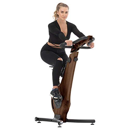 NOHrD Indoor Exercise Bike - Walnut