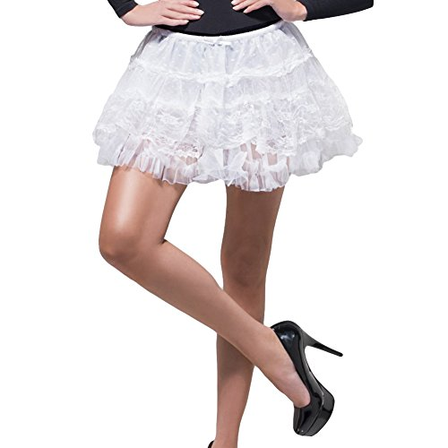 Smiffys - Fever Boutique, Spitzen-Petticoat