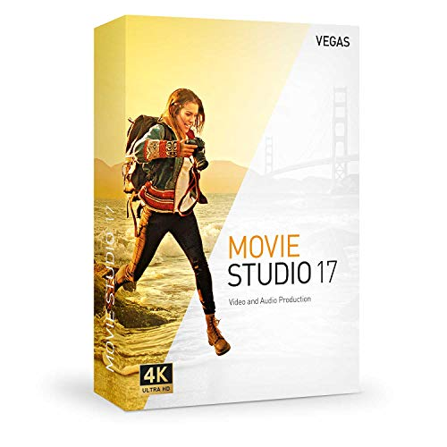 VEGAS Movie Studio 17: Create Films - Quickly and Easily