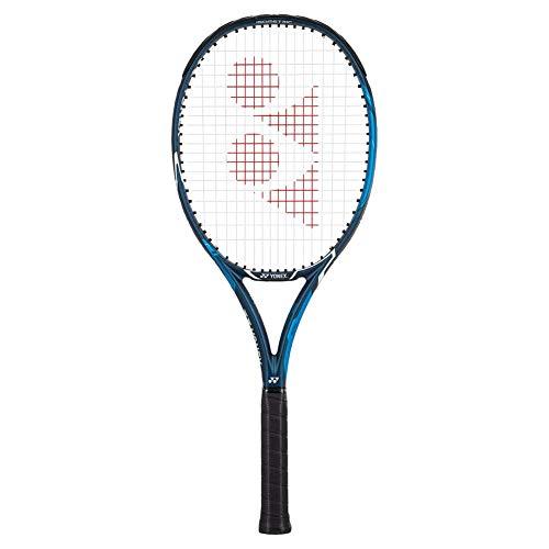 "Yonex EZONE ACE Deep Blue Tennis Racquet, 4 1/8"" Grip"