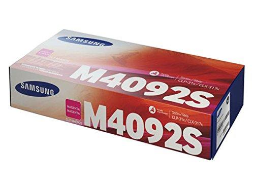 Samsung CLX-3170 FN (M4092S / CLT-M 4092 S/ELS) - original - Toner magenta - 1.000 Seiten