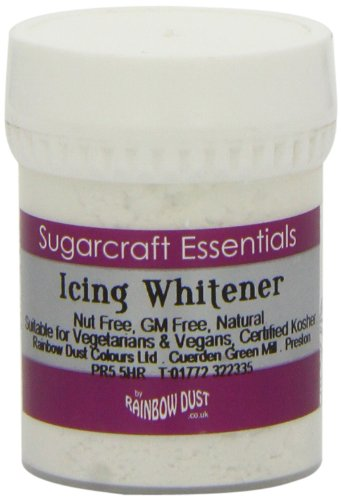 Rainbow Dust Edible Icing Whitener To Use With Icing Sugarpaste Buttercream 25g