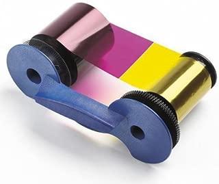 Datacard Color Ribbon & Cleaning Kit, YMCKTKT, 300 Prints (534000-006) by Datacard