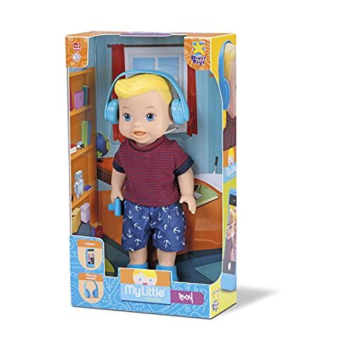 Boneco Boy My Little Collection Divertoys