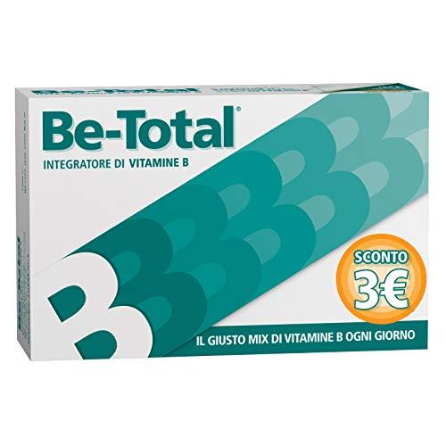 Betotal Integratore di Vitamine B, 40 Compresse