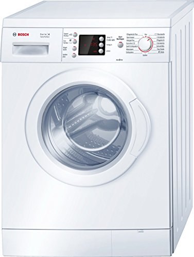 Bosch WAE28446 Serie 4 Waschmaschine FL / A+++ / 165 kWh/Jahr / 1400 UpM / 7 kg / 10686 L/Jahr / 3D-AquaSpar-System