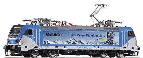 PIKO TT E-Lok BR187 Railpool/bls VI