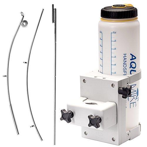 aquamike unidades soporte + Arco + Kit Pomos + Botella