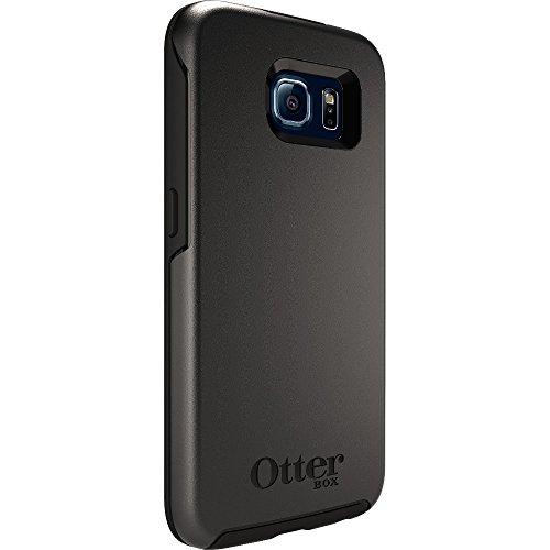 Otterbox Symmetry - Funda para Samsung Galaxy S6, Color Negro