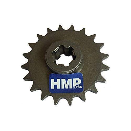 HMParts Pocket Bike/Mini Cross/Mini Quad Ritzel 20 Z (#35)