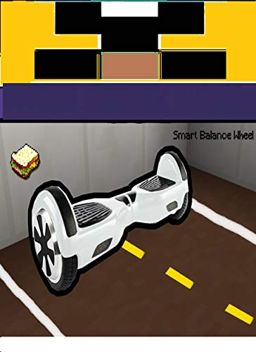 Minecraft- How to make a S: mart Balance Wheel (English Edition)