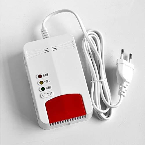 CH4 Gas Alarm, Smart Home-Gas-Detektor, APP-Benachrichtigung