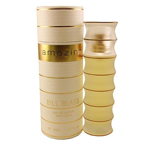 Amazing By Bill Blass for Women Eau De Parfum Spray 1.7-Ounce by Bill Blass