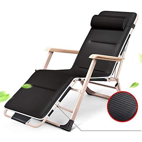 Sunlounger,Folding Zero Gravity Chairs Sun Lounger Recliner Beach Patio Garden Camping Outdoor 150KG Capacity