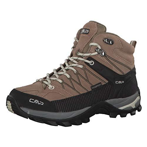 CMP Damen Rigel Mid Wmn Shoe Wp Trekking- & Wanderstiefel, Beige (Desert-Torba 04pd), 36 EU