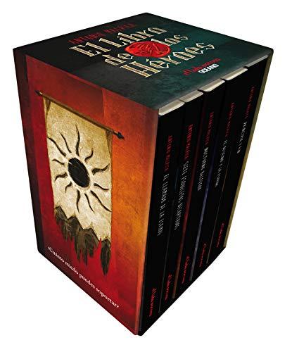 Serie el libro de los héroes: (5 volúmenes) (Spanish Edition)