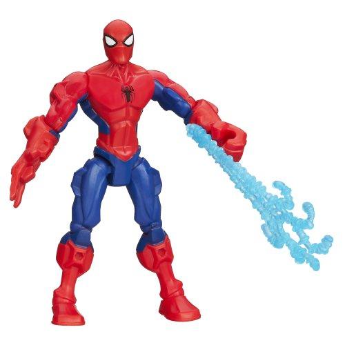 Marvel – Super Hero Mashers – Spider-Man – Figurine à Assembler