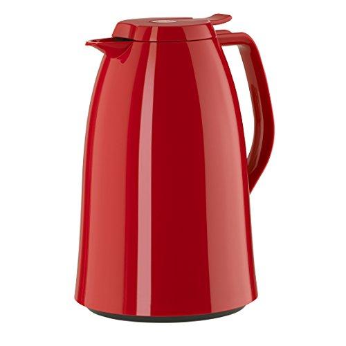 Emsa 517011 Mambo Isolierkanne QT, 1,5 L, hochglanz, rot