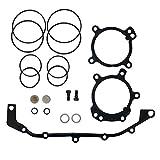 Pestelle Para- Dual Vanos Kit de Reparación de Junta Tórica E36 E39 E46 E53 E60 E83 E85 M52Tu M54 M56 Accesorios