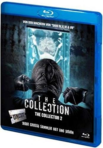 BR The Collector - LIMITED Uncut Black Edition - Blu-ray