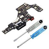 MMOBIEL Conector Dock de Carga de Reemplazo Compatible con Huawei P9 Plus Flexcable Incl....