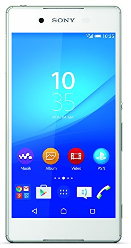 Sony Xperia Z3+ Smartphone (5,2 Zoll (13,2 cm) Touch-Display, 32 GB Speicher, Android 5.0) weiß