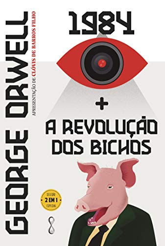 1984 + A Revolução dos Bichos: 2 em 1