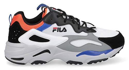 Fila Zapatillas Fashion Ray Tracer CB White 1010925 Size: 44 EU