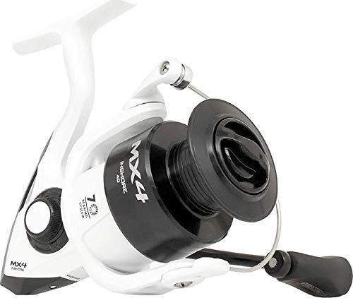 Mitchell Neu MX4 Küste Spinning Vorne Widerstand Spin 3500-6000 Angelrolle - 4000