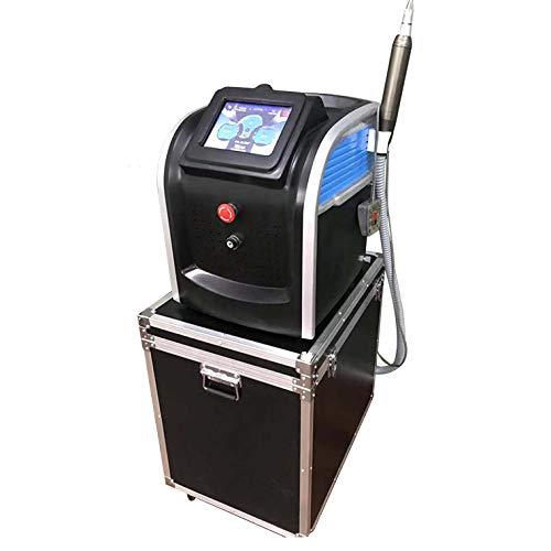 TQ Pikosekunden-Pigment Entfernen Q-Switch-Laser-Maschine Picosure 1064nm 532nm 755mm Ance Removal Hautverjüngung Salon Clinic Verwenden