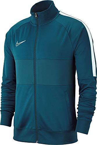 Nike Jungen Sport JACKET Y Nk Dry Acdmy19 Trk Jkt K, Marina/White/XS, AJ9289