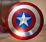 Scudo Capitan America, scudo realizzato a mano in metallo, scudo primo vendicatore