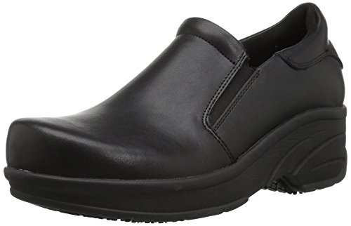 Easy Works Women's Appreciate Health Care Professional Shoe, Black, 9